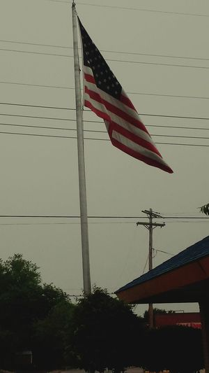 American Flag Beautiful America OpenEdit