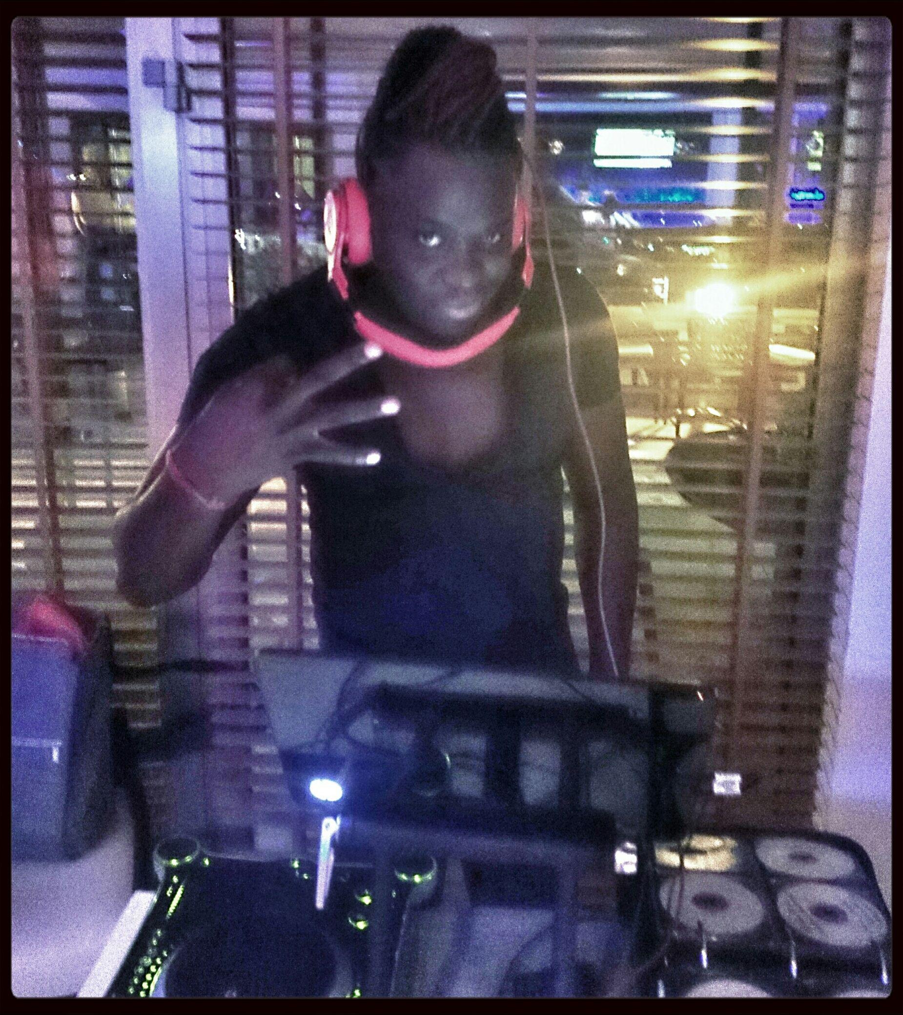 Salsa DJ's dj Kafee