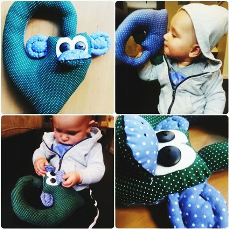 Love ♥ Monkeys and Babies . the new Monkey from Dachita have been approved for our fiercest customer