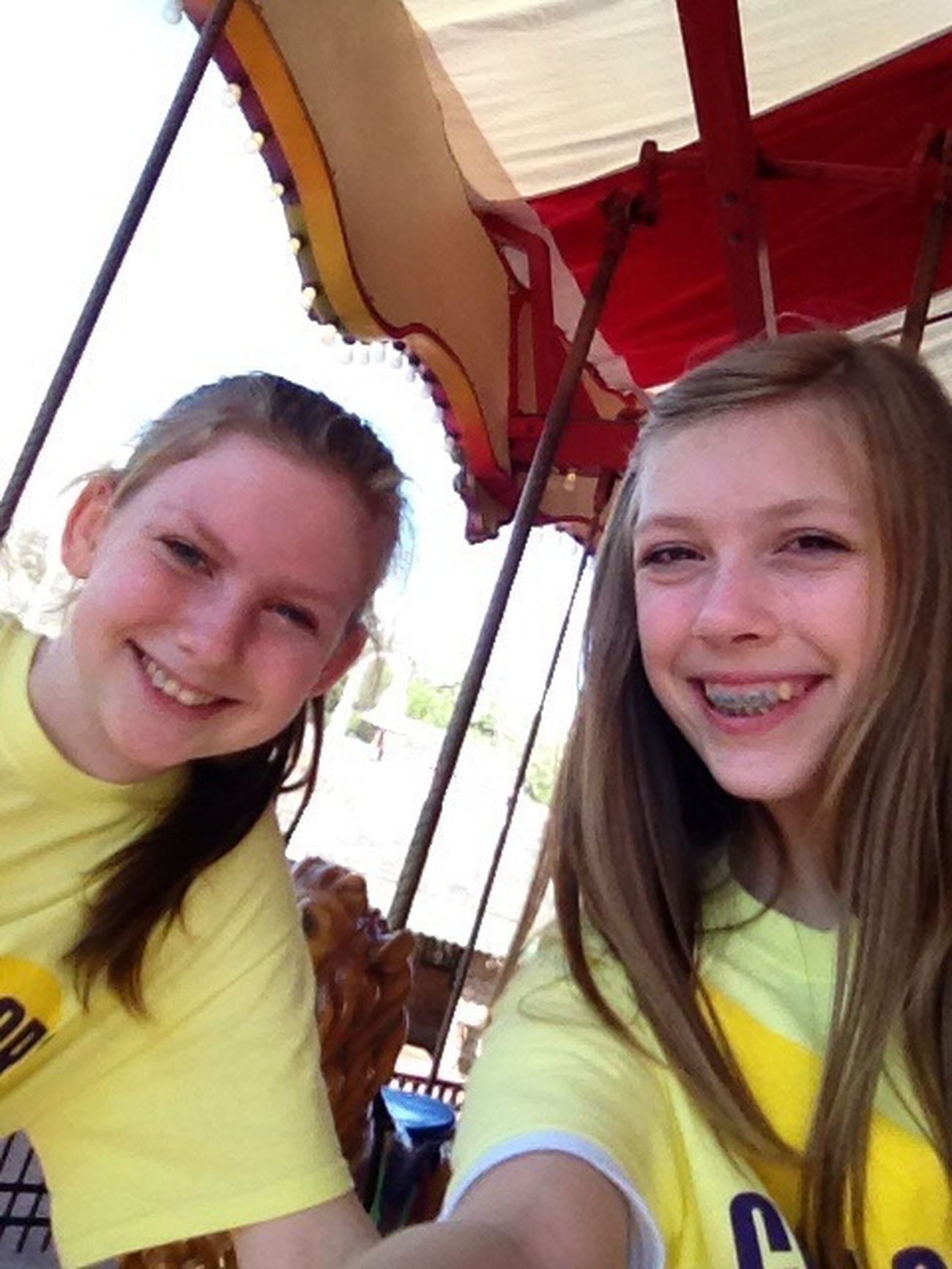 On The Carousel
