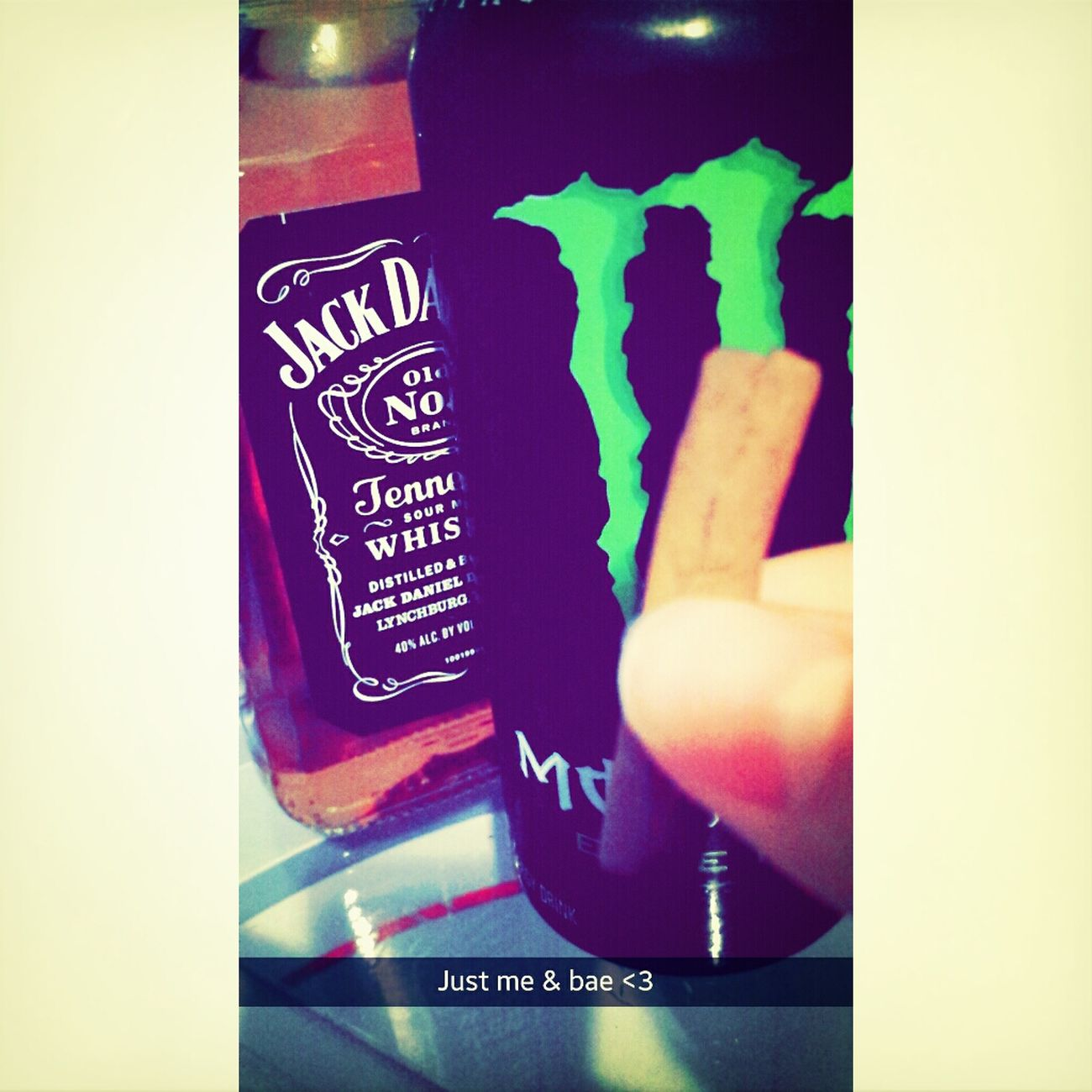 Jackdaniels Monster Ots