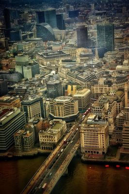 City of London by Cookfried