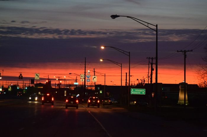 Sunrise Headed To The Game Traffic Silhouette Fuel And Power Generation Beauty In Ordinary Things Beautiful Sky Travel Ball Nikonphotography EyeEm Gallery Nikond3300 Nikon No Edit/no Filter Check This Out Hello World Weekend Activities BaseballDaysAreHere Baseball Season ForTheLoveOfTheGame Baseball Is Life Spring 2017 EyeEm