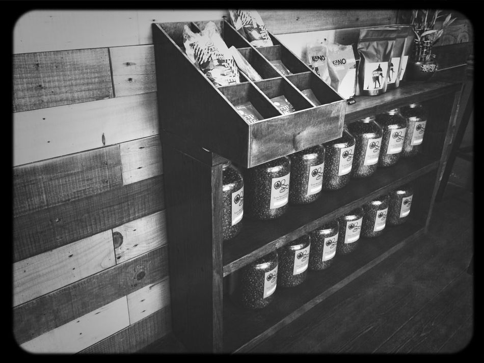 Hanging Out Coffee Shelf Afternoon Tea