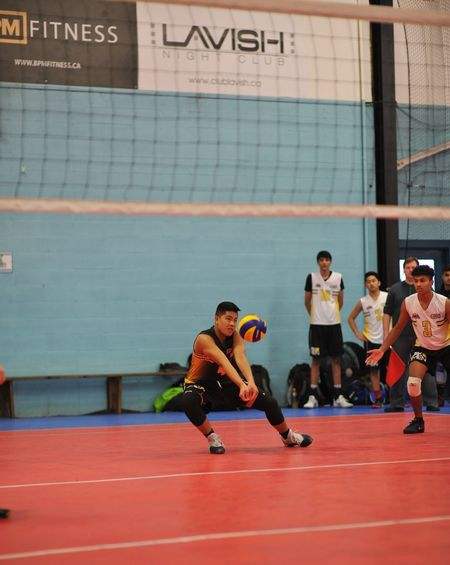 volleyball game Can Hitting Indoors  London Net People Players Spiking Team Volleyball