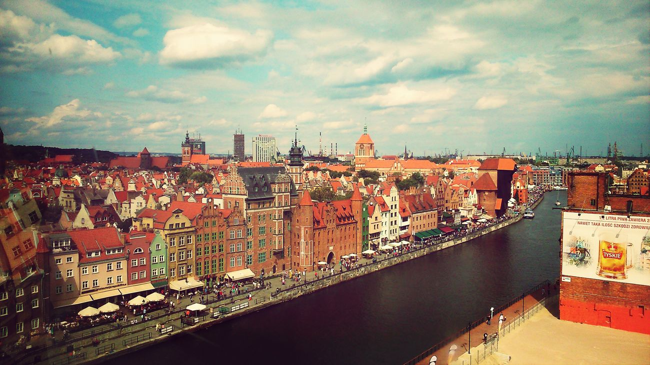 Gdansk_official View Colorfull Artistic Photo