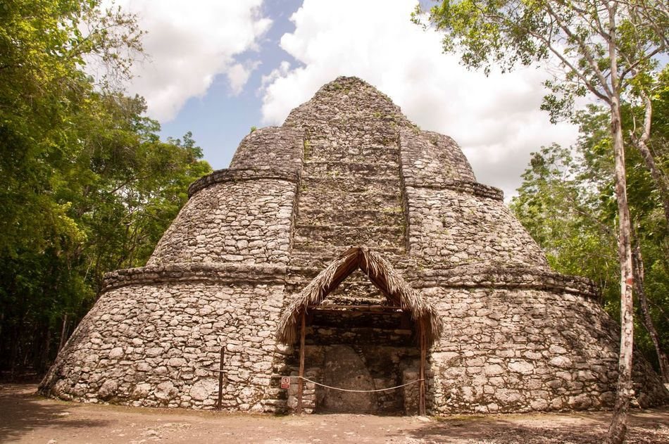 Coba History Ancient Old Ruin Architecture The Past Old Travel Destinations Archaeology Ancient Civilization Tourism Travel Pyramid Ancient History Viajar Mexico Tourist Travel Viajando Architecture
