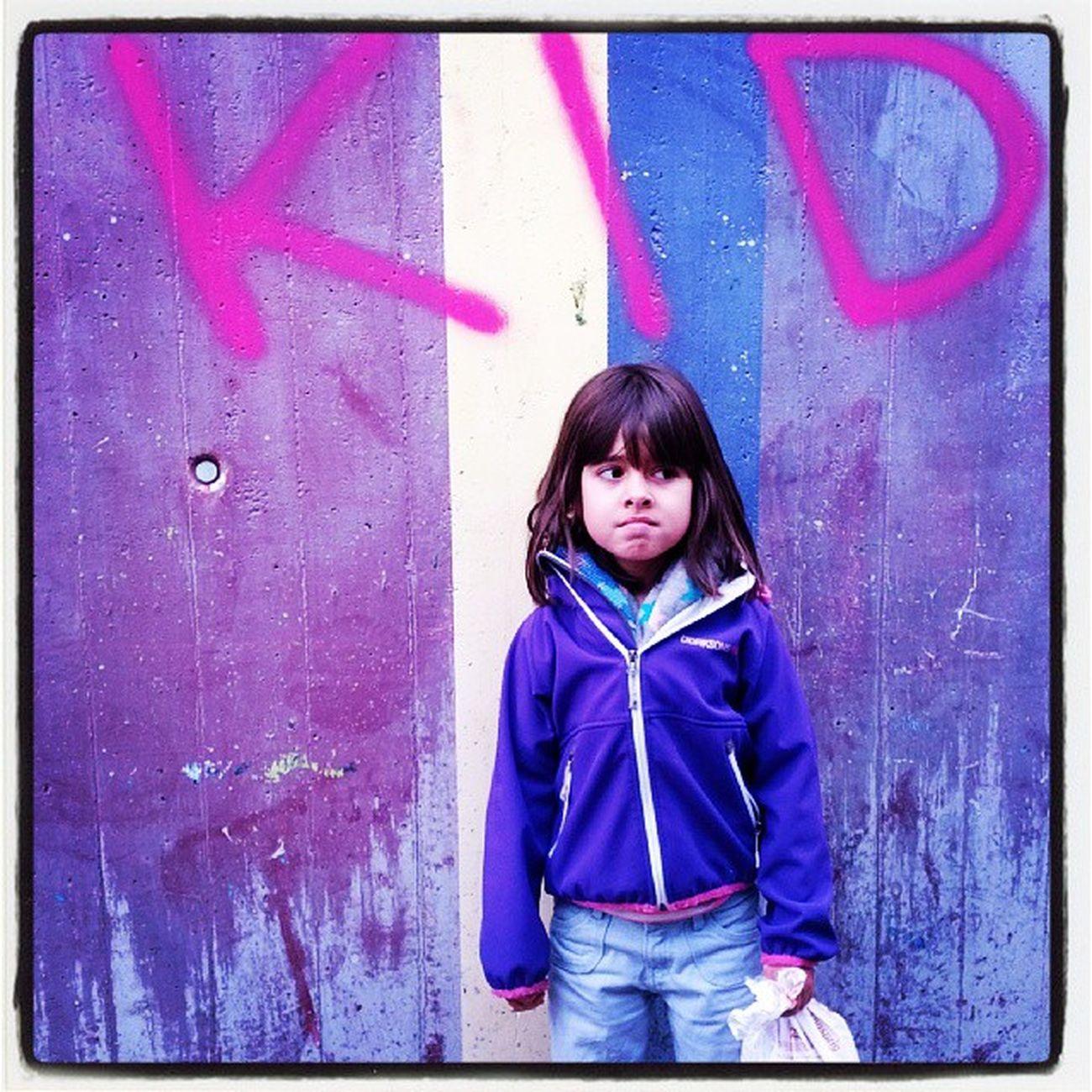 Graffiti Winterthur Switzerland Toocooltocare kid