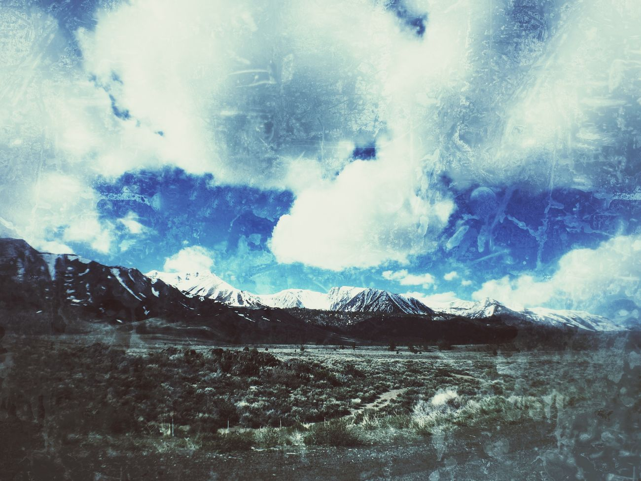 Grunge Mountains Check This Out Taking Photos From My Point Of View Enjoying Life Driving Home Random Landscape Landscape Photography