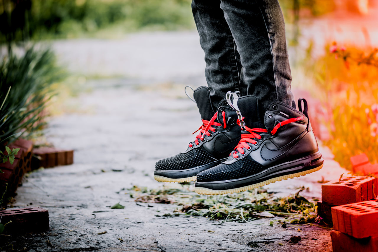 Low Section Shoe Human Body Part Human Foot Human Leg One Person Motion Stopmotion Outdoors Only Women Day Adult Close-up People Hypebeast  Water One Young Woman Only Nature Macro Photography Shootermag Urban Urban Lifestyle Lifestyles Sneakerhead  Hypebeast