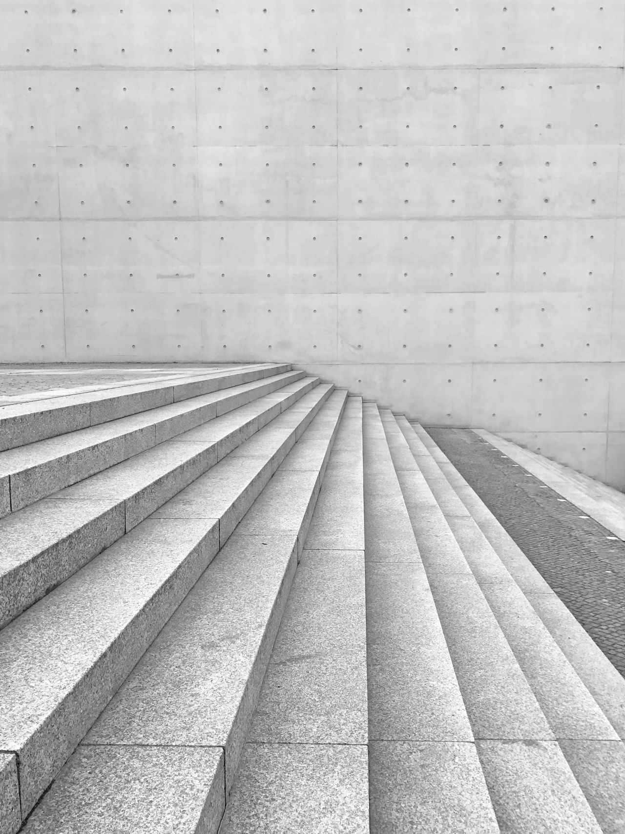 Concrete walls Berlin Pattern No People Day Steps And Staircases Steps Backgrounds Outdoors Close-up Streetphotography Architecture Grey Concrete