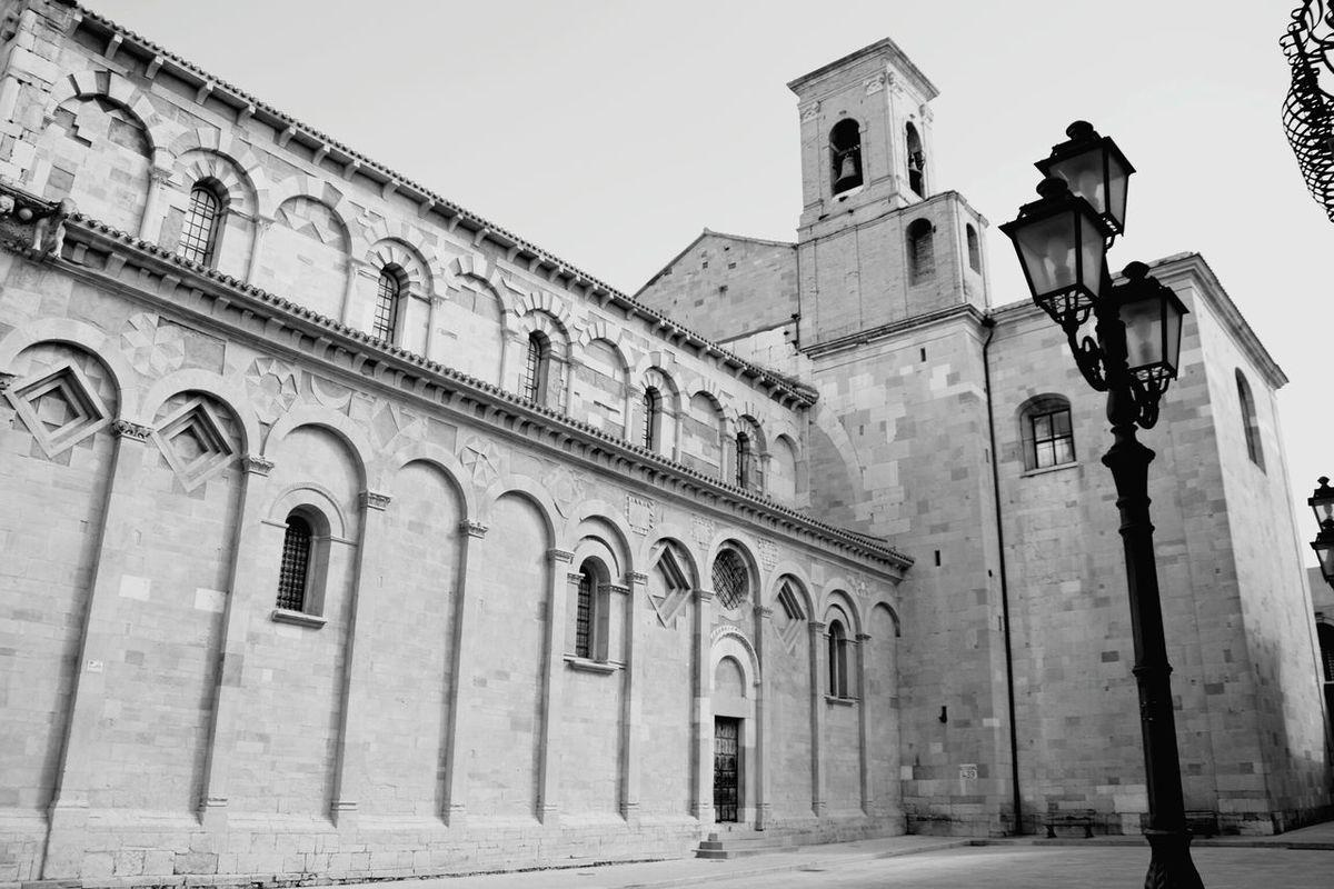 Church History Ancient Stone Stone Art Art Troia Puglia