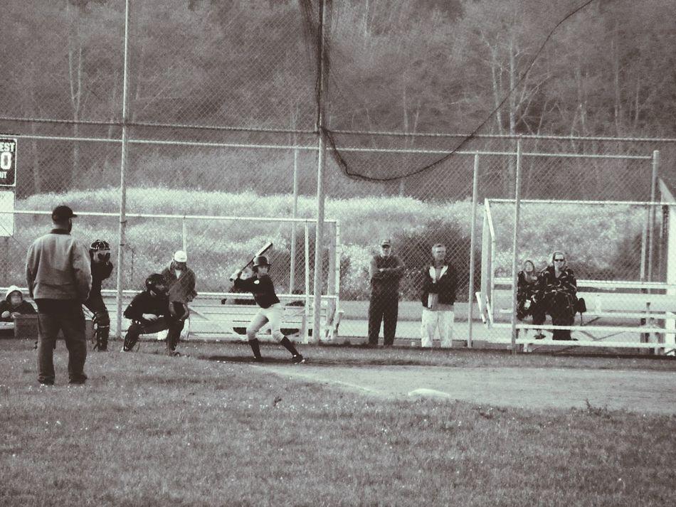Baseball Black & White Monochrome