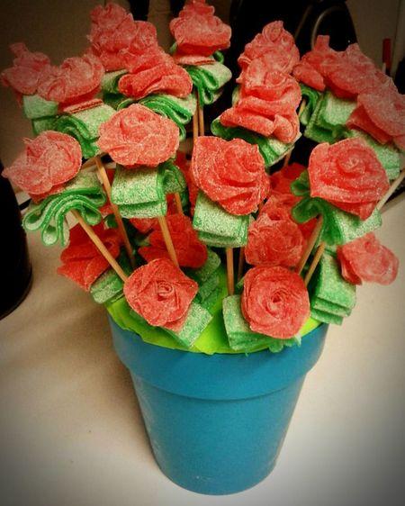 Flowers Chuches Happy Happy Birthay! Food Kidsfood
