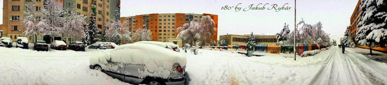 Hanging Out Street Streetphotography Winter Building Photo Panorama Photography Buildings My Town Panoramic 180° Eye4photography  Bardejov