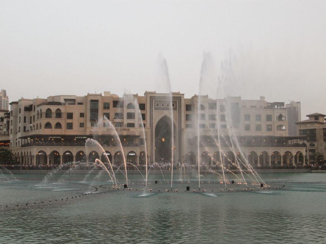 Burjkhalifa Dubai Mall Dubai Mall Attractions Dubai Marina Fountain Fountain Show Fountains Human Representation Lake Musical Fountain Splashing Spraying