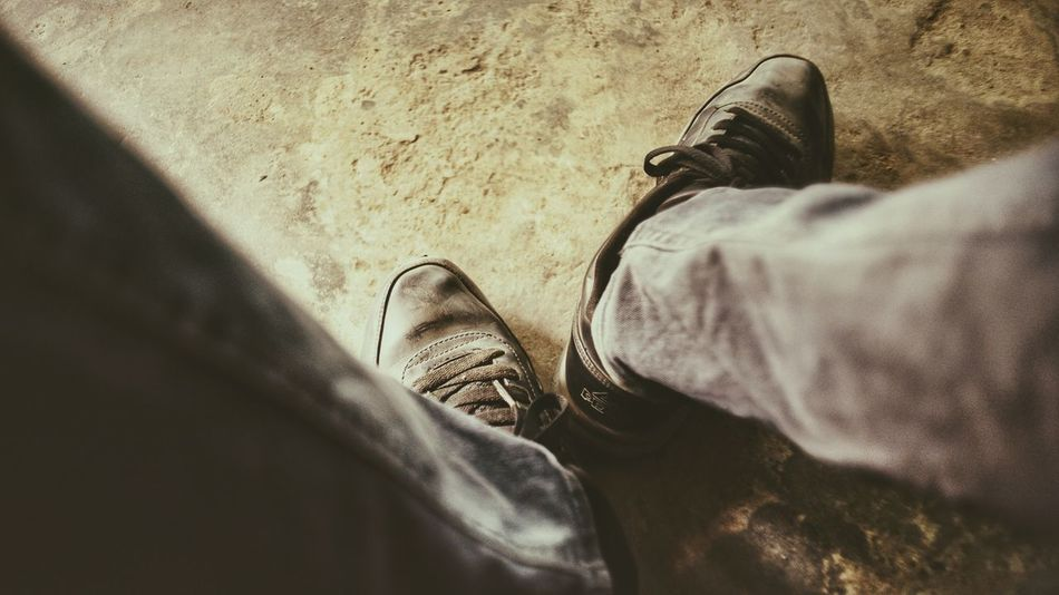 Shoe Low Section Human Leg Human Body Part Real People Personal Perspective One Person Lifestyles Adults Only Day Close-up One Man Only Outdoors People Only Men Adult Multi Colored Color Photography Bangladesh Diaries Urban