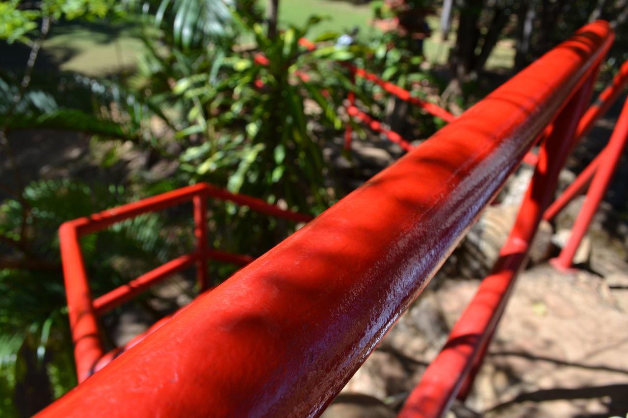 Arquitetura Corrimao Detail Detalhes Escada Foco Fotografia Nature Red Vermelho 3XSPUnity
