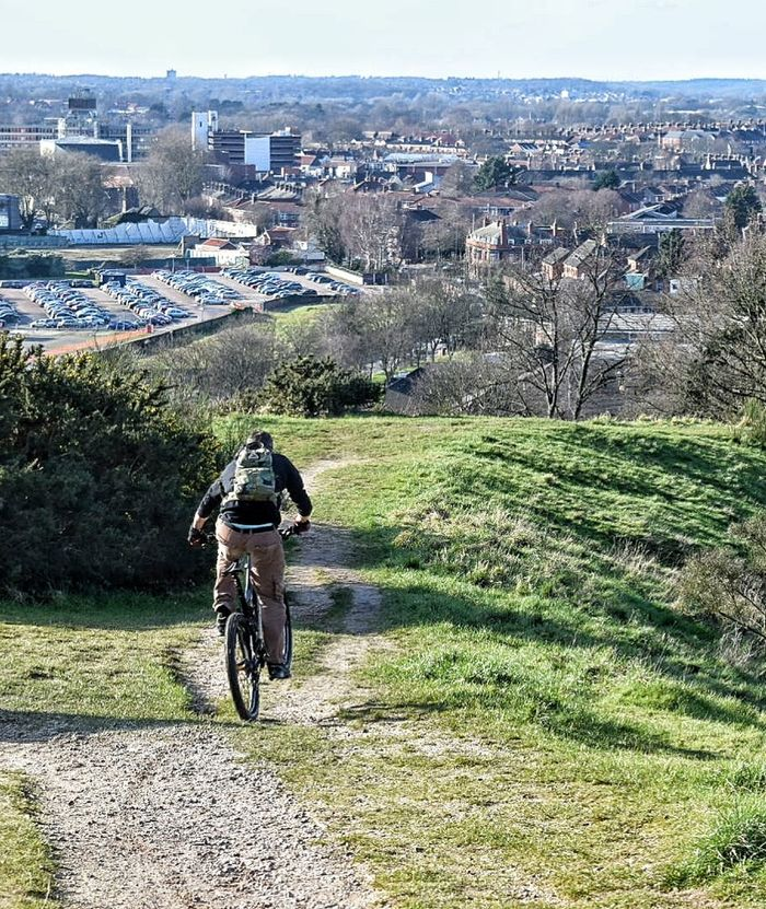 On Top Of The World Mountain Biking On A Mission Taking Photos Norwich Eye For Photography Nikon D3300 In A Hurry  As Far As The Eye Can See