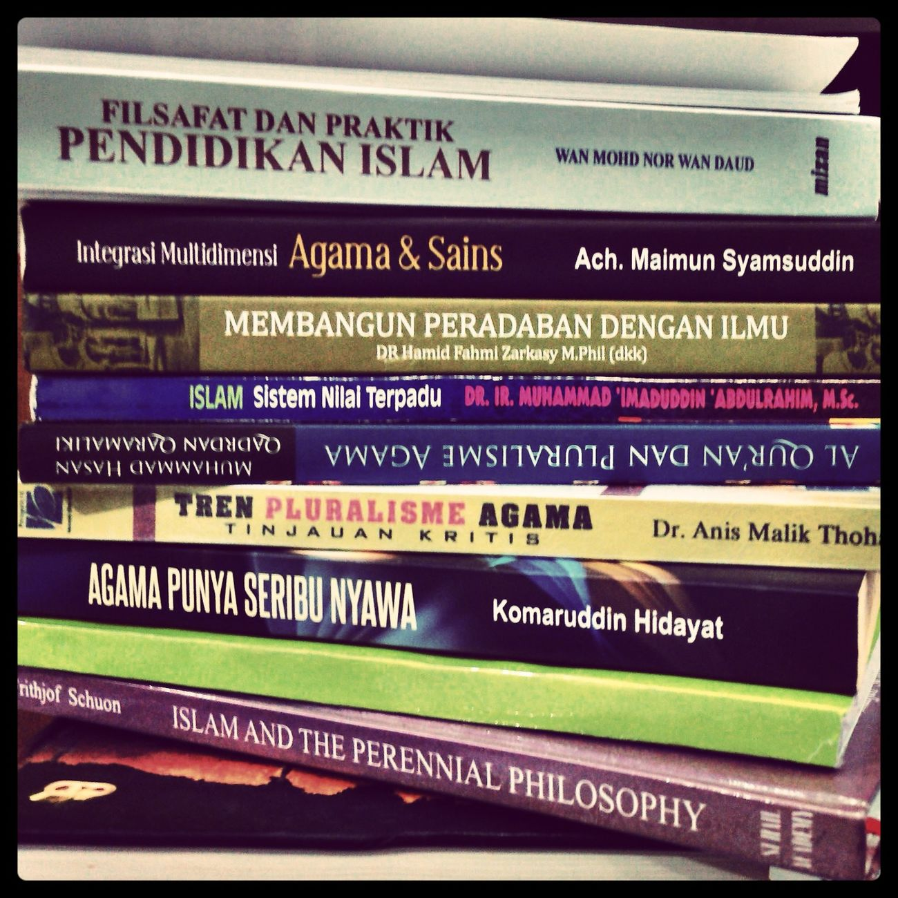 Studying Books Motivation Thesis