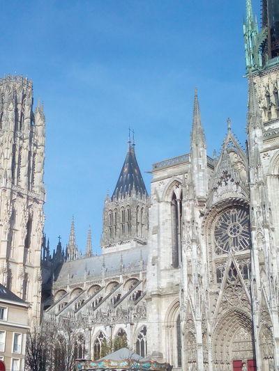 cathedrale de Rouen Normandie France