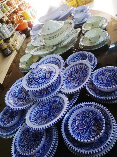 Tunisia❤ Choice Tunisia <3 Hammamet Túnez Hammamet North Nabeul Hammamet Jasmine Hammamet Sud Nabeul Tunisia Day Large Group Of Objects Variation Business Finance And Industry Retail  High Angle View Close-up Market For Sale Indoors  Textile No People