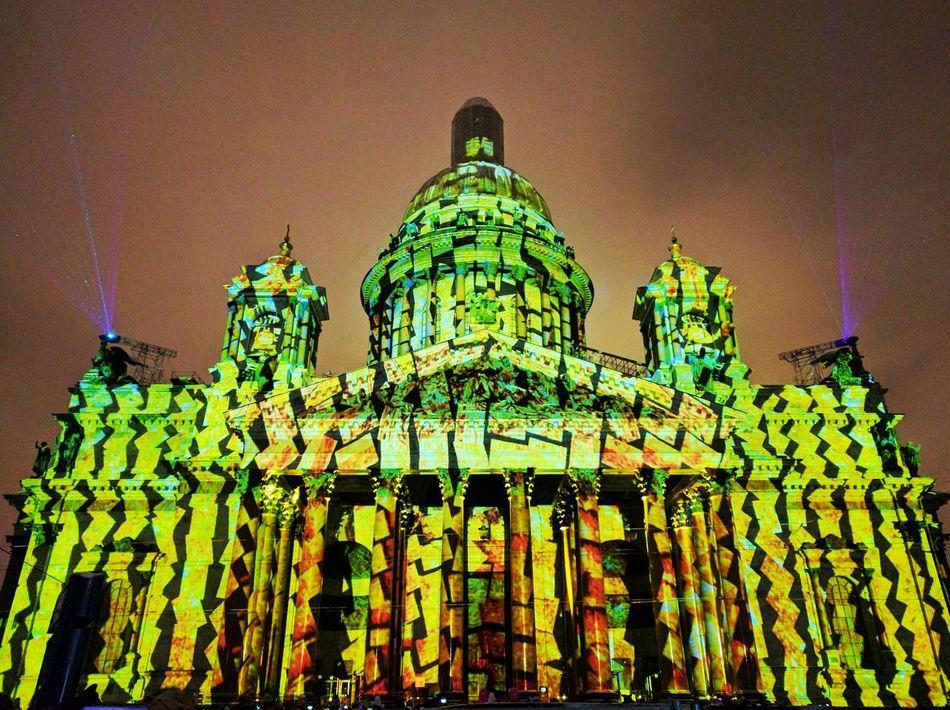 Travel Destinations Saint Petersburg Color Festival