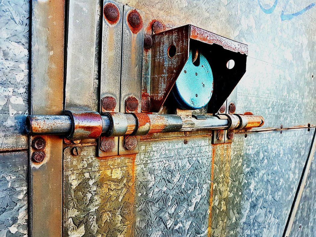 Lock No People Close-up Metal Day Outdoors Padlock Locked Door Lock No Entry Oxide Rusty The Week Of Eyeem EyeEmNewHere