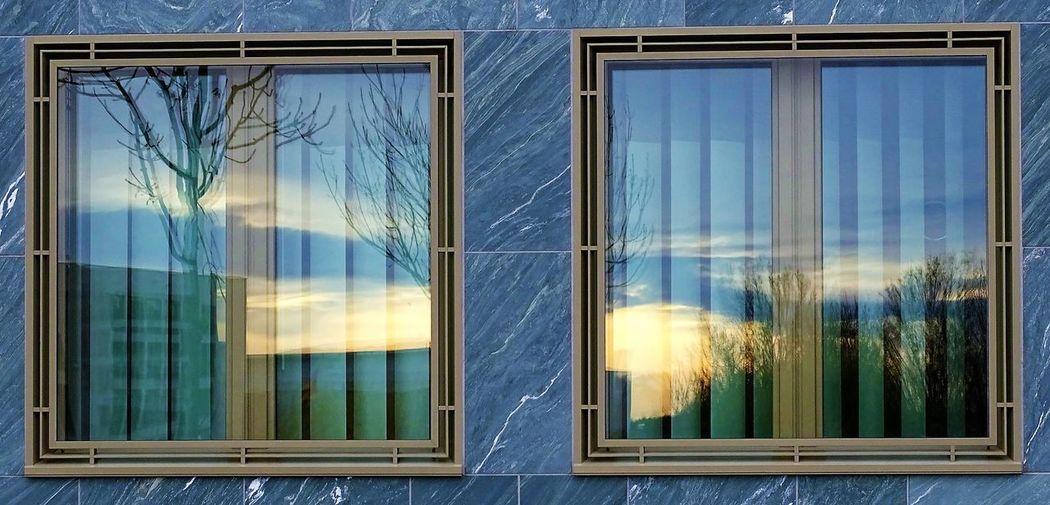 Chuāngkǒu Fenster Fenêtre H̄n̂āt̀āng Mado Spiegelung Vensterschool Architecture Vindo Window окно खिड़की विन्डो หน้าต่าง 窓 窓萌 窗口