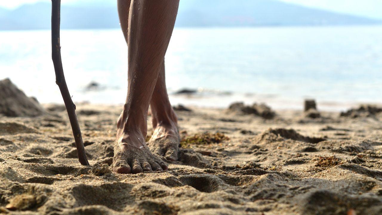 Beautiful stock photos of holiday, Barefoot, Beach, Coastline, Day
