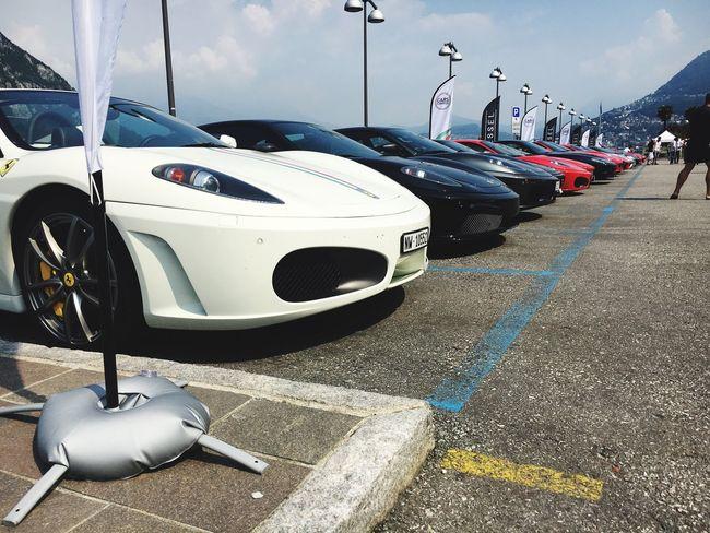 Car Ferarri Luxury Carsandcoffee Italy First Eyeem Photo