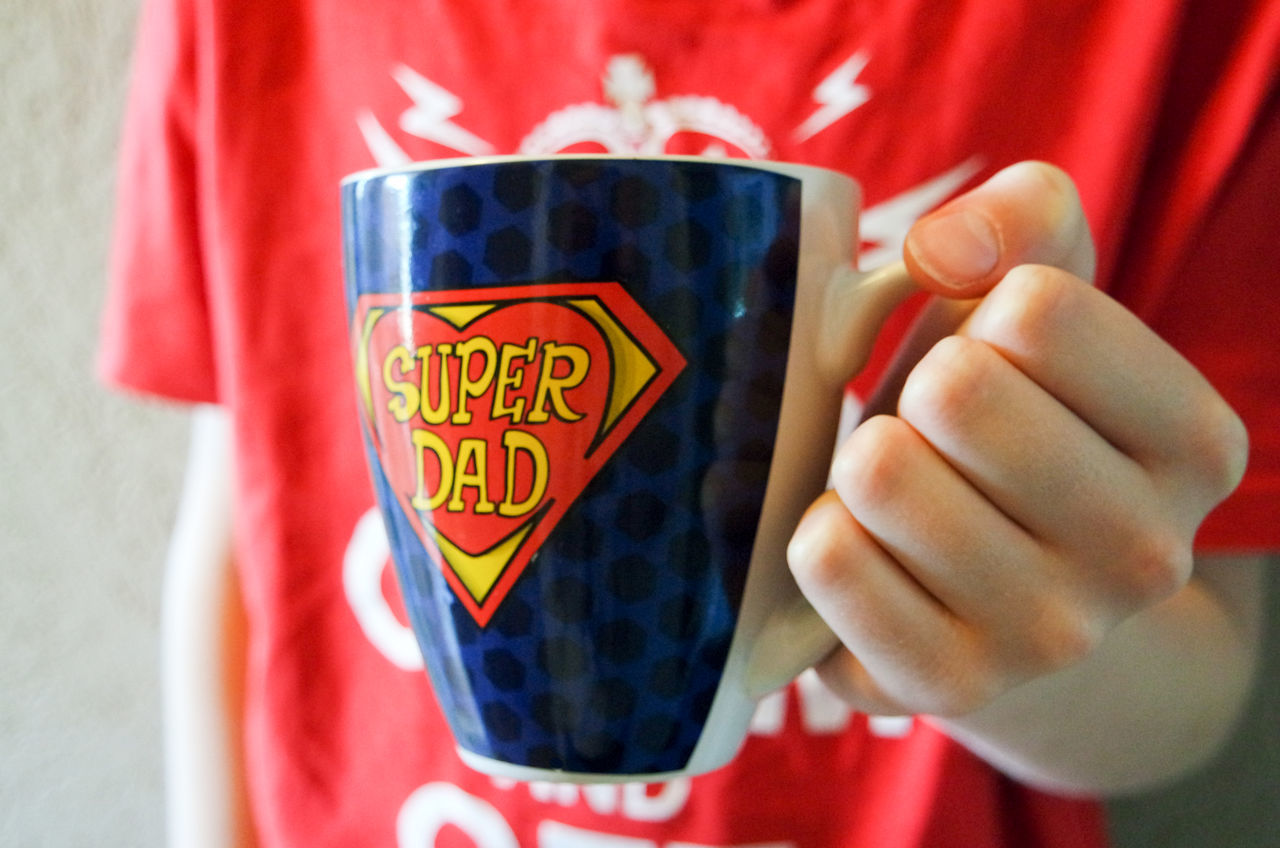 Bigmug Cinema Close-up Comics Lovers Fathersday Film Fanatic Holding Logo Moviestar Mugshot Red Refreshment Star Super Dad Superhero Superman Cinema In Your Life