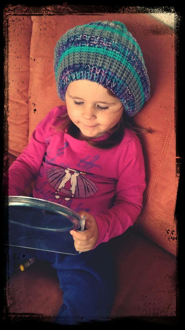Spieglein Spieglein An Der Wand.. Runa Babygirl Peoplephotography