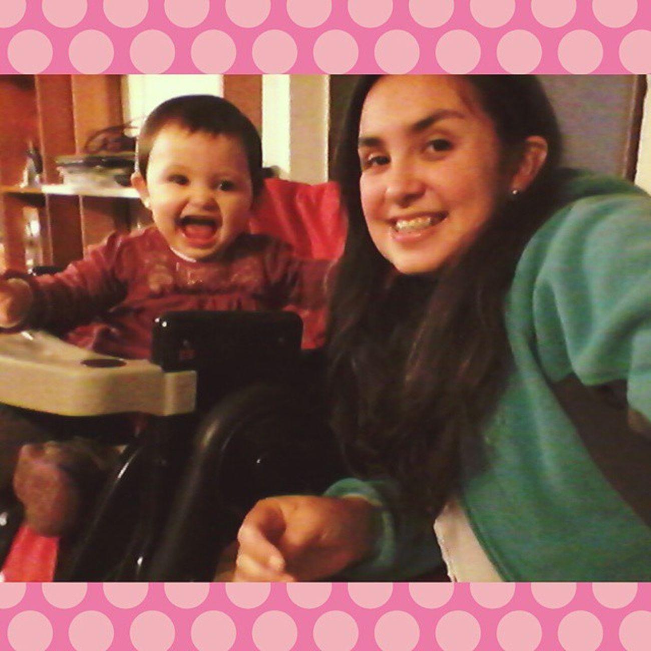 1 año mi pequeña saltamontes 💕 🎉🎉🎉🎉 feliz cumpleaños Julietita 😘 Instachile Baby Nice Cute Happybriday