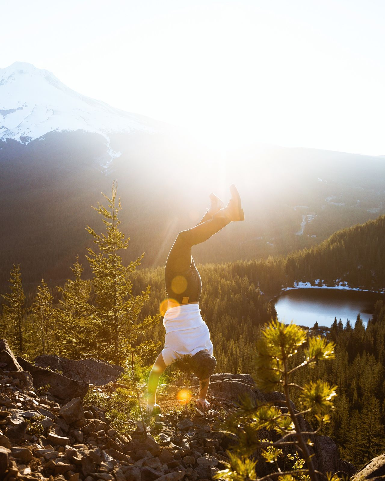 Skipped sleep to do this.. Live For The Story Nature Mountain Lake One Person Beauty In Nature Leisure Activity Outdoors Tranquility Casual Clothing Tranquil Scene Real People Sunlight Scenics Only Women Lifestyles Full Length One Woman Only Day Women Landscape