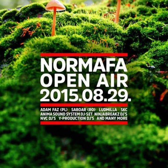 Normafa openair / Budapest / HU / 29.08 Tour Bassmusic Breakbeat Breaks Drumandbass Jungle OldSkool rave Ninjabreaks Hungary Budapest