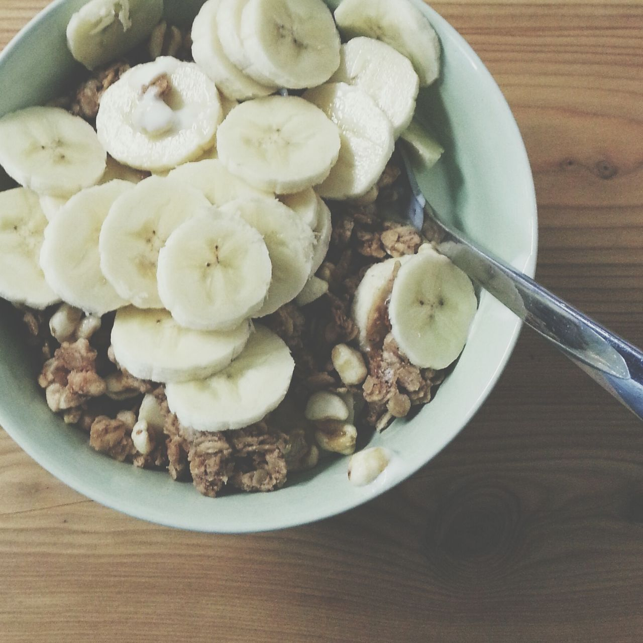 Beautiful stock photos of breakfast, Banana, Bowl, Breakfast, Close-Up