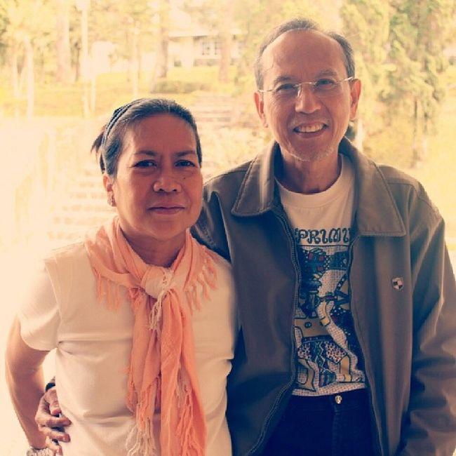 100th post : Meet my parents :* Parents Momndad Family