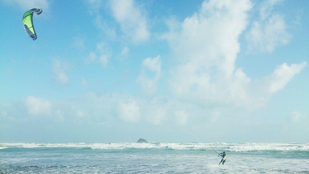 Beautiful stock photos of surf, Activity, Adventure, Challenge, Cloud - Sky