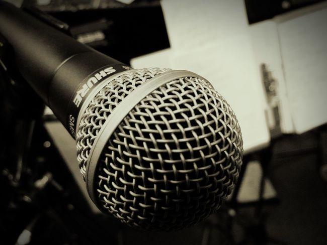 Musik Jazz Microphone Mikrofon