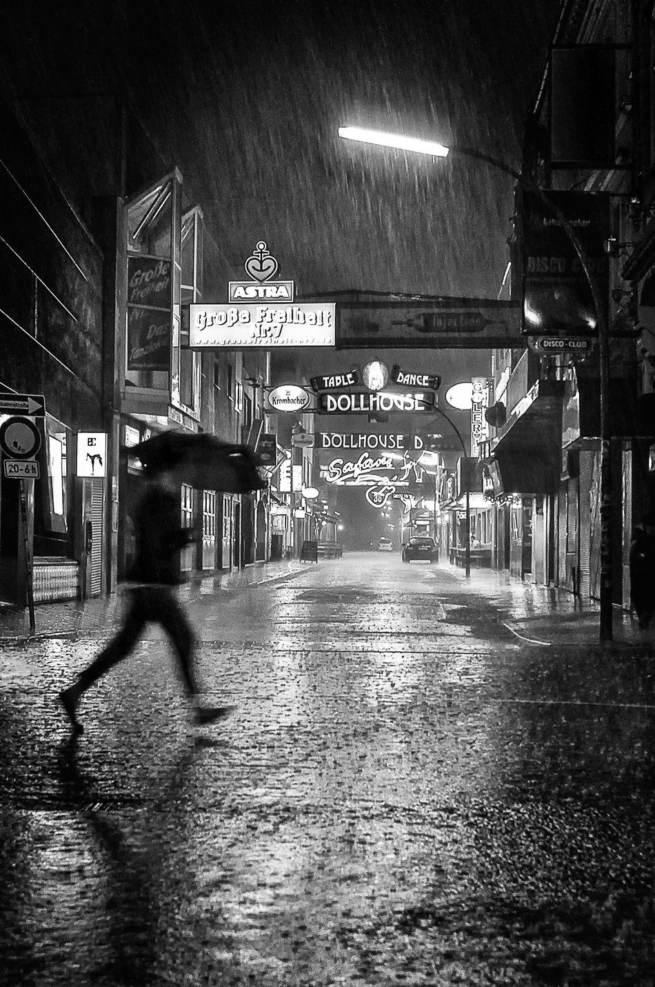 Black & White City City Life Marcokleinphotography Men Narrow Pouring Rain Rain Street Walking Here Belongs To Me Photography In Motion The Street Photographer - 2016 EyeEm Awards