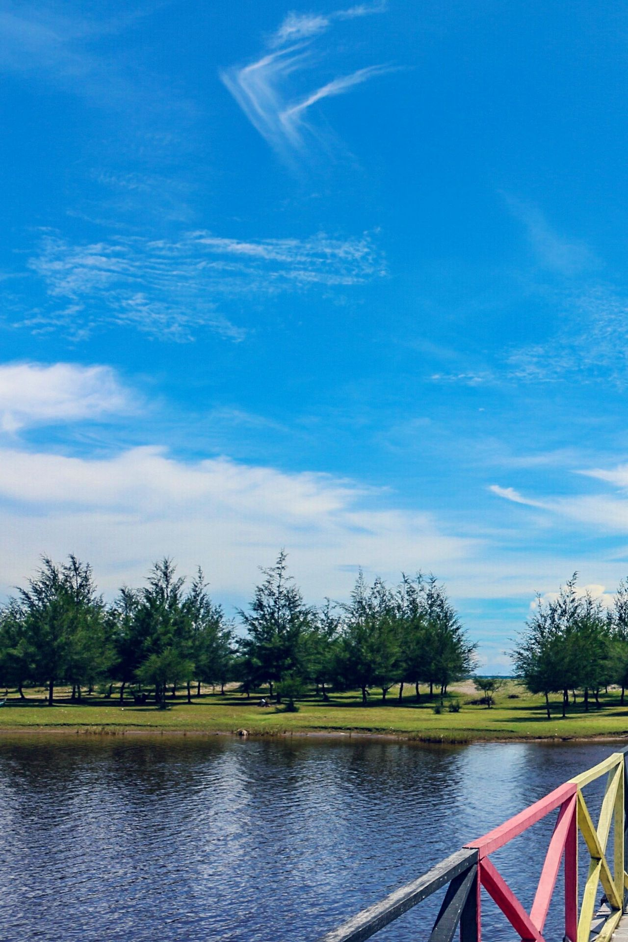 """That """"F"""" cloud in the afternoon sky... Noedited Sky Clouds Nature Landscape Photography Wonderfulindonesia"""