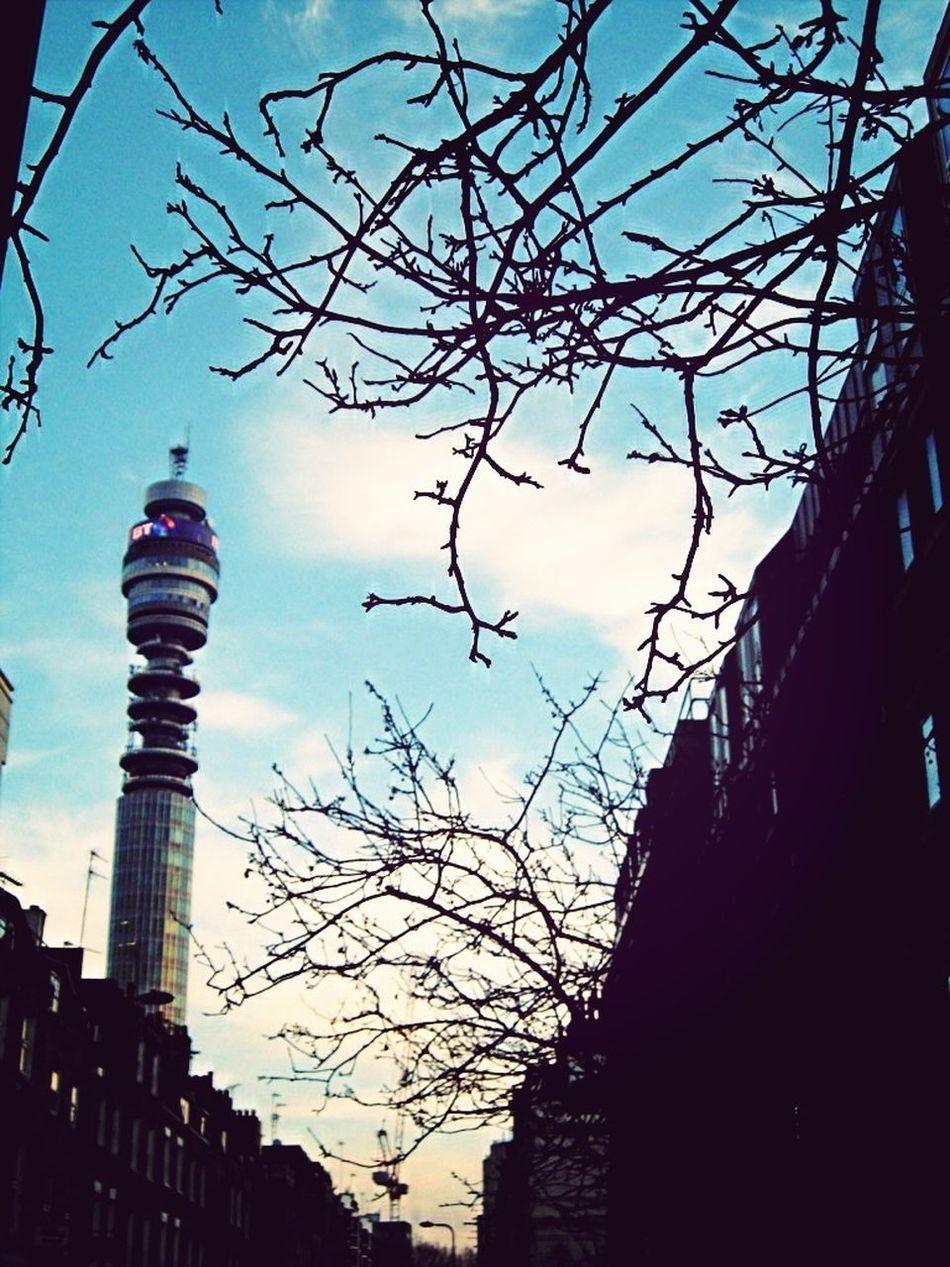 BT Tower London