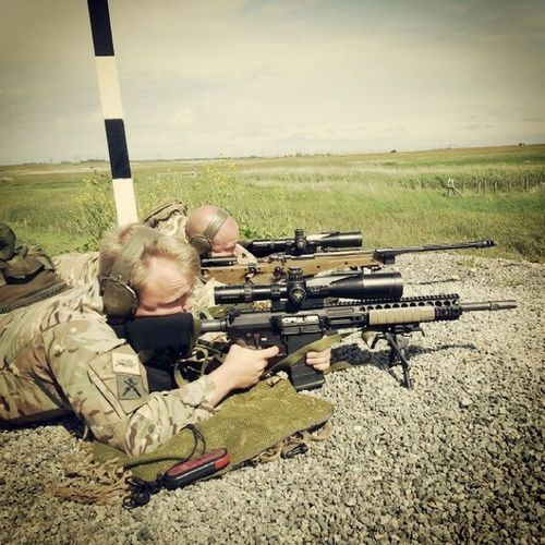 Snipersuppoer Snipers Sniper No2 no1 338 8.95 7.62 ranges shooting