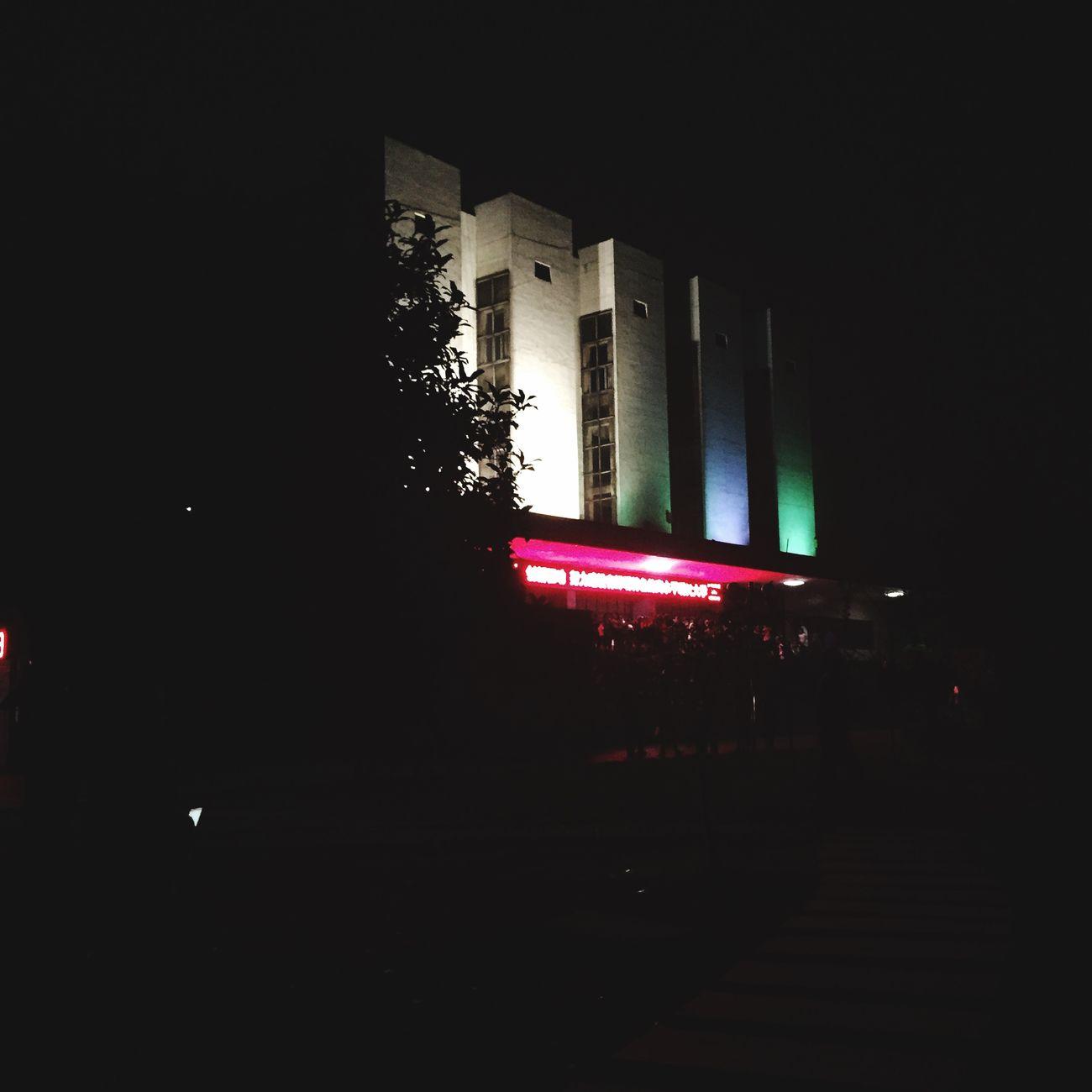 军训&安全教育 Club Night Class Meeting Colors