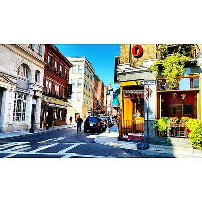SALEM STREET Boston Streets are gorgeous