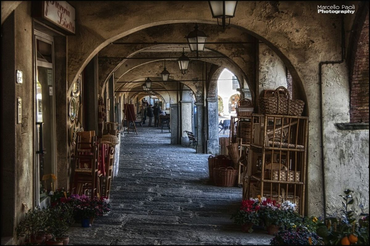streetphotography Tuscany italy HDR eye4photography  by Marcello
