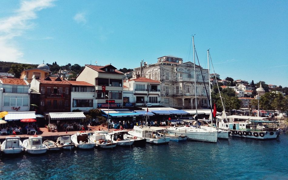 Chill. Feel The Journey Burgazada Istanbul Turkey Vacation Travel Destinations Original Experiences