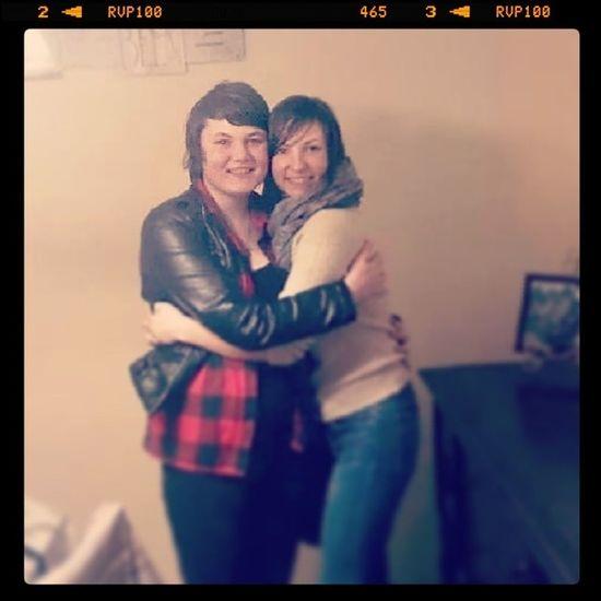 Sistersister Bigsissy Myownkindaholiday Shessoproud ILY Reunitedanditfeelssogood