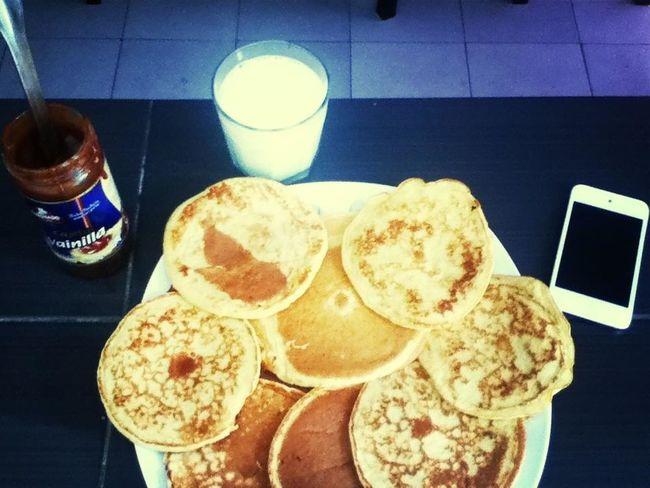 Breakfast Ready!